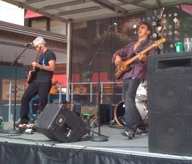 Kicking off Boston Summer Streets music festival