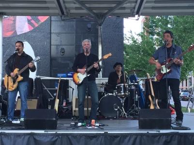 Boston Calling Festival, Dewey Square